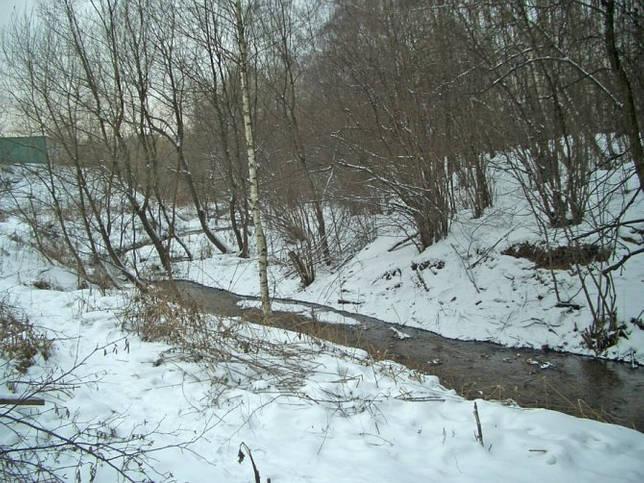 река Битца в Москве