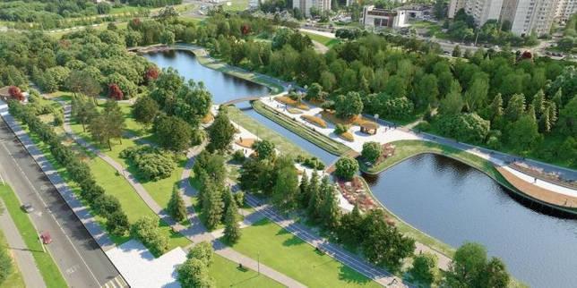 парк Битца