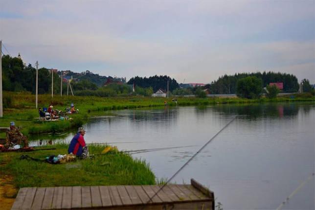 Битца: рыбалка и какая рыба водится