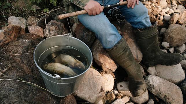 Хор: рыбалка и какая рыба водится