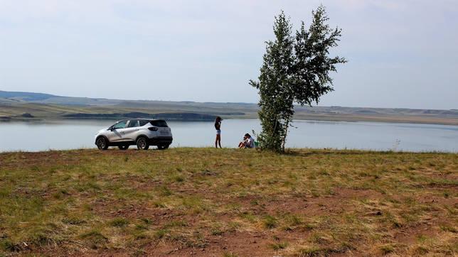 Озеро Аслыкуль в Башкортостане - путешествия и прочее