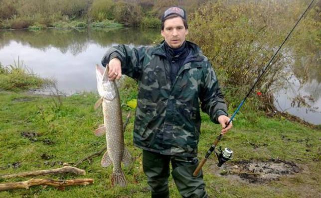 Тулица: рыбалка и какая рыба водится