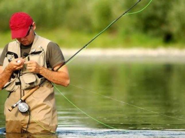 Ленинградская область: выбираем места для рыбалки